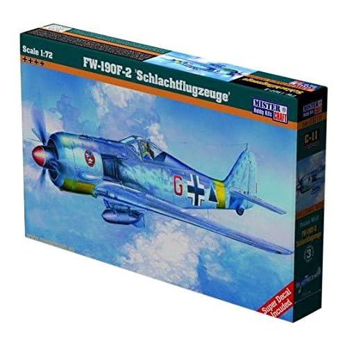 Mister Craft Kit 11–Modèle FW 190°F 2bataille Avion Fantaisie
