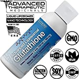 Advanced Liposomal Glutathione Supplement   4 oz 500mg   Organic Nano Glutathione Liposomal Liquid   L-Glutathione Reduced Liposomes by Advanced Therapeutic Medicinals - No Soy, Non GMO, Vegan, USA