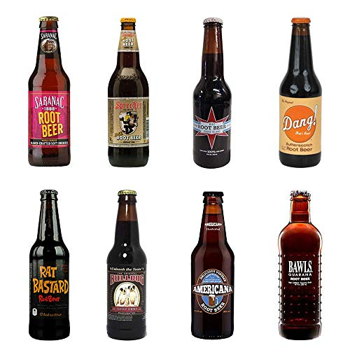 Root Beer Mix Pack (12 Bottles) - Island Root Beer