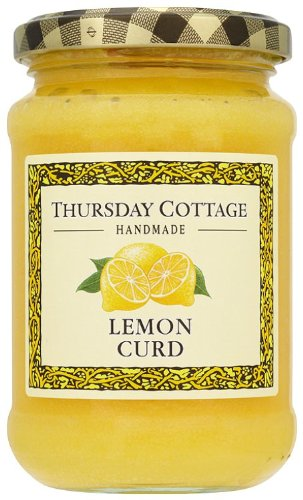 Thursday Cottage Lemon Curd 310g - Zitronen-Aufstrich