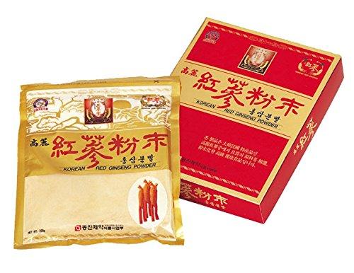 [Health Food]jungsamdang Korean Red Ginseng Powder 300g Pack by Rinovill