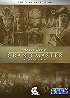 Total War Grand Master Collection [Online Game Code] (B00AJNWHKE) | Amazon price tracker / tracking, Amazon price history charts, Amazon price watches, Amazon price drop alerts