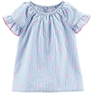 OshKosh B'Gosh Girls' Toddler Wbo Tops