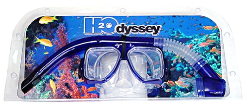 H2Odyssey C1 Snorkel and Mask Combo Set 2