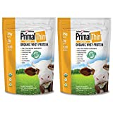 Primal Protein Powder® USDA Organic 4.0lbs (Certified Grass Fed Rumiano's Whey) (60 Servings) (Unflavored) Review