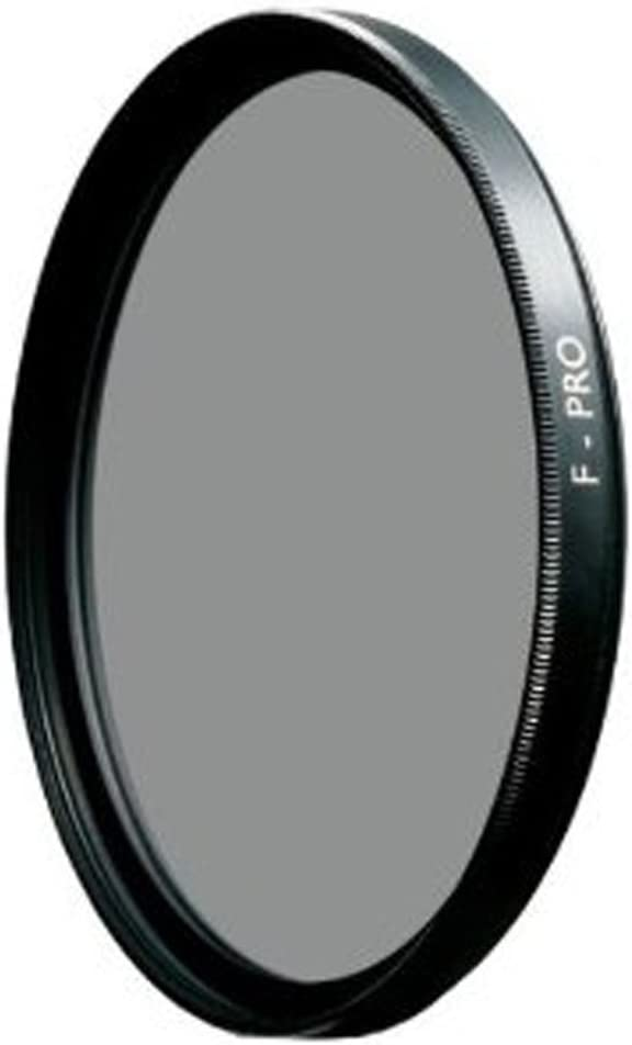 66-1089184 B+W 82mm 0.9-8X Multi-Resistant Coating Nano Camera Lens Filter Gray