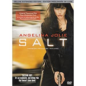 Salt (Deluxe Unrated Edition) (Bilingual)
