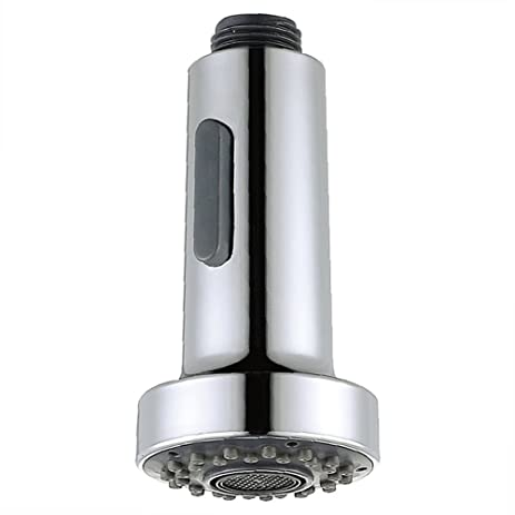 Kitchen Faucet Sprayer Head, Angle Simple Pull Out Sink Faucet Spray Head  Nozzle Kitchen Pull