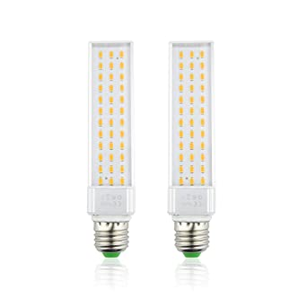 Bombilla LED G24 QX24Q de 12 W, blanco cálido, E27, 13.00W,