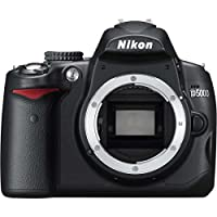 Nikon D5000 Digital SLR Camera (Body Only) - (Certified Refurbished)