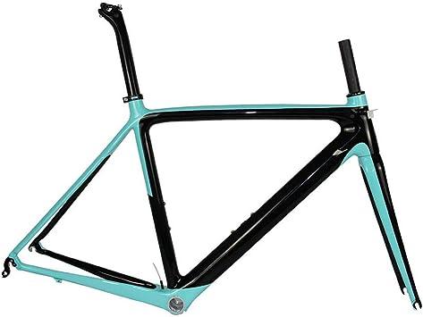 Nuevo cuadro de bicicleta de carretera modelo de carbono 2019 Di2 ...
