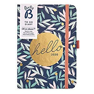 Busy B to Do Diary 2020 Floral