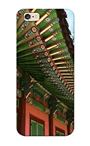 New Arrival Premium Iphone 6 Plus Case Cover With Appearance (temple In Seoraksan National Park South Korea)
