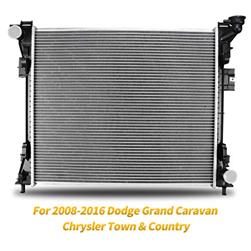 Radiator For 2008-2016 Dodge Grand Caravan Chrysler Town & Country ATRD1039