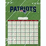 Turner Perfect Timing New England Patriots Jumbo Dry Erase Sports Calendar (8921015) by Turner