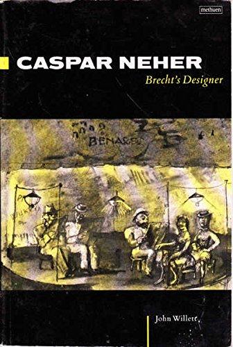 Caspar Neher por John Willett