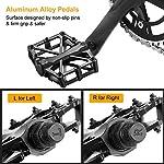 gotyou-2-Pz-Pedali-per-Bici-Pedali-Bici-Antiscivolo-in-Lega-di-Alluminio-Pedali-per-Mountain-Bike-Pedale-Universale-per-Mountain-Bike-BMX-da-916-Pollici-per-Mountain-Bike-e-Bici-da-Strada