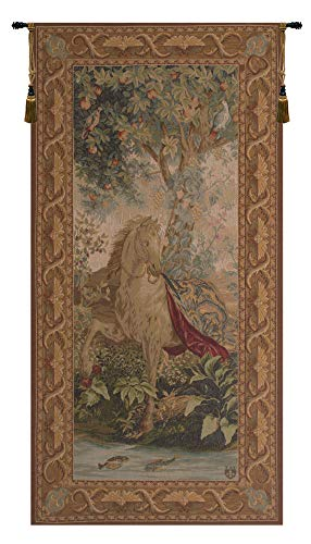 Le Point Deau - Cheval 9073 French Wall Art Tapestry