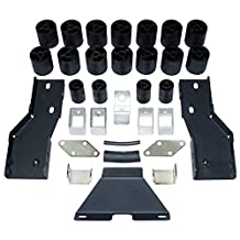 "Performance Accessories, Chevy/GMC Colorado/Canyon Std/Ext/Crew Cab 2WD and 4WD 3"" Body Lift Kit, fits 2004 to 2006, PA10153, Made in America"