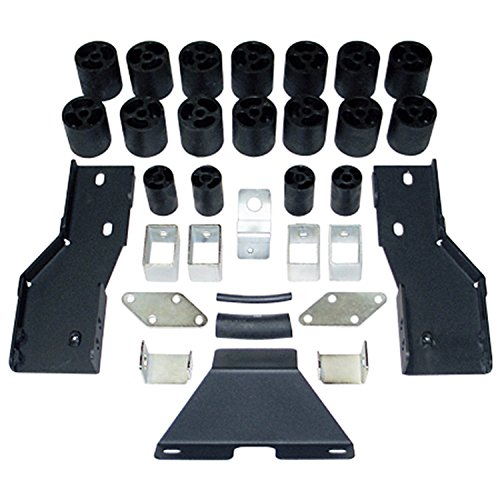 Performance Accessories, Chevy/GMC Colorado/Canyon Std/Ext/Crew Cab 2WD and 4WD 3
