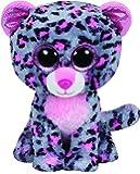 Ty Beanie Boo Buddy - Tasha Leopard