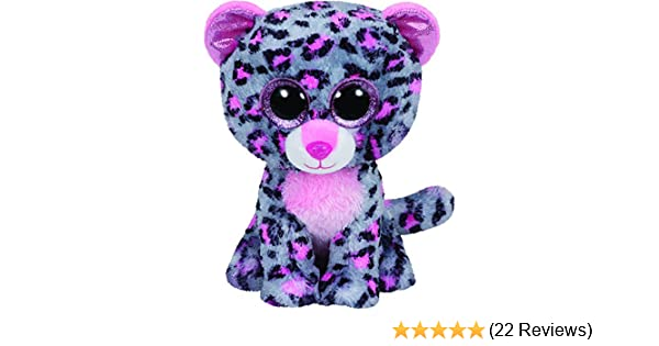 Amazon.com  Ty Beanie Boo Buddy - Tasha Leopard  Toys   Games 36fd69a996f4