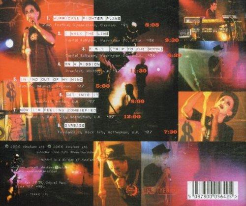 Flashbacks! Live 1995-1998