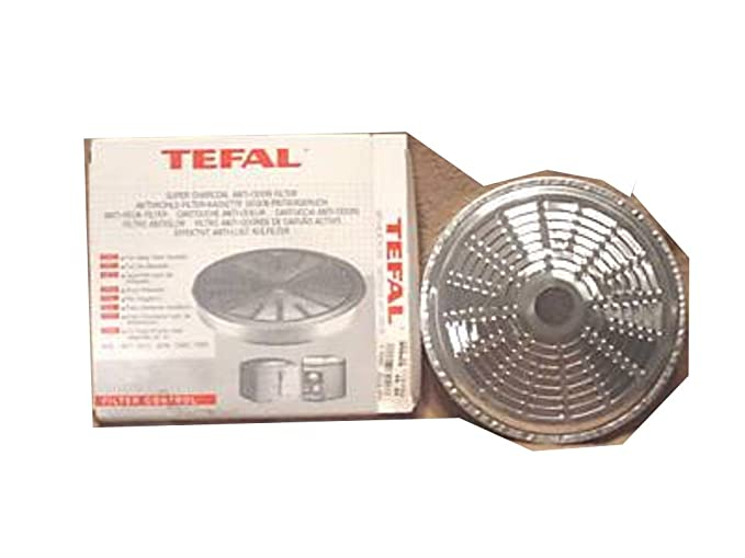Amazon.com: Tefal Super Charcoal Anti-odor Filter for Deep Fryer: Kitchen & Dining