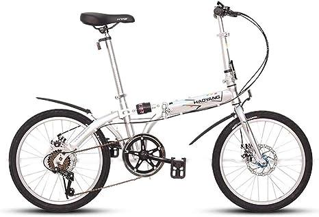LAZNG Bicicletas Plegables Adultos Unisex, 20