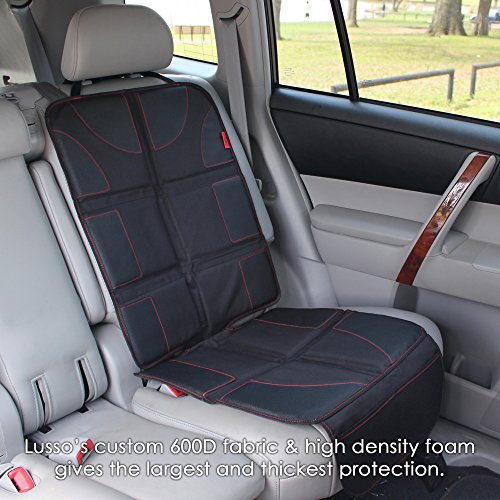 car seat protector with thickest padding featuring xl size import it all. Black Bedroom Furniture Sets. Home Design Ideas