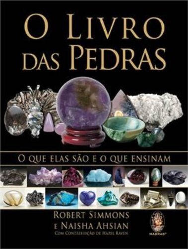 O livro das pedras: O que elas são e o que ensinam