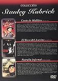 Stanley Kubrick Collection (The Killing / Killer's Kiss / Paths of Glory) [NTSC/REGION 4 DVD. Import-Latin America] 3-dvd boxset