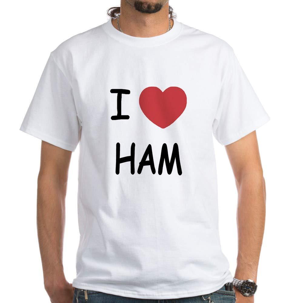 I Heart Ham T Shirt T Shirt