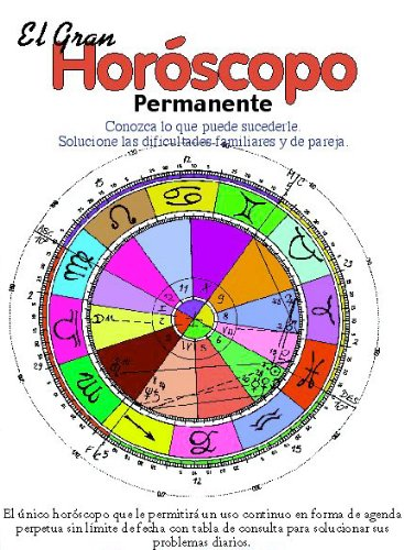 Amazon.com: El gran Horóscopo permanente (Spanish Edition ...
