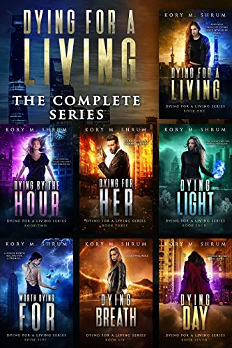 Dying for a Living Boxset: The Complete Series Books 1-7 by [Shrum, Kory M. ]