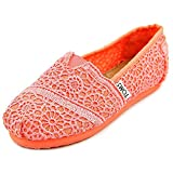 Toms Youth Coral Crochet Yt Clsc Alprg 10001855 (13