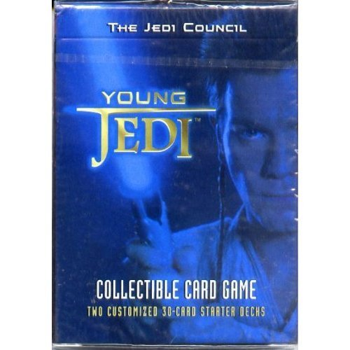 Star Wars: Young Jedi - The Jedi Council Starter Deck (60 Cards)