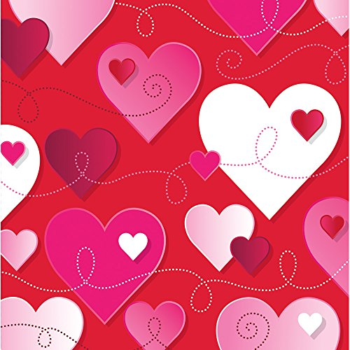 Hearts Lunch Napkins - 5