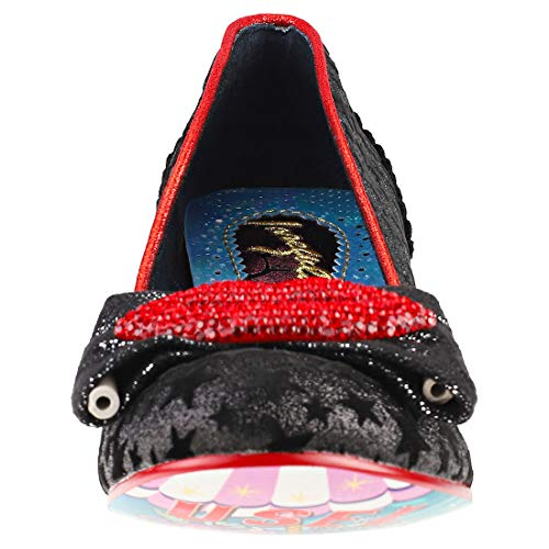 Choice Carnival Chaussures Red Irregular Black Kiss Femmes fwCn4dqZ