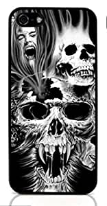 Sugar Skull Bone Hard Case for For iphone 5c Special Design