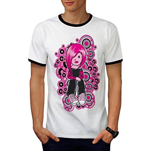 Guitar Kids Ringer T-shirt - 4