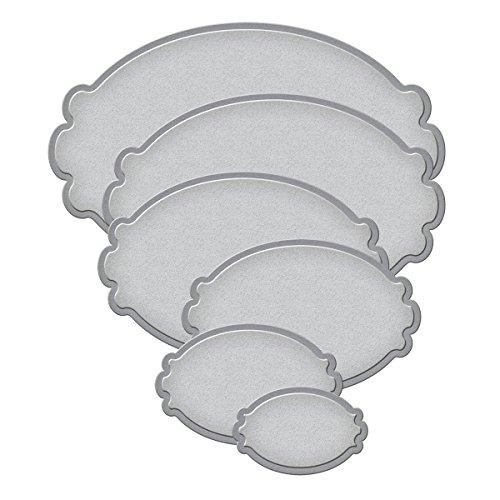- Spellbinders S5-022 Nestabilities Labels Ten Etched/Wafer Thin Dies