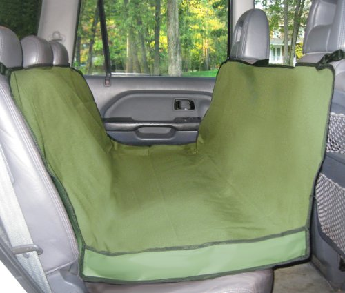 MILLIARD Waterproof Pet Car Bench/Seat Cover, Machine Washab