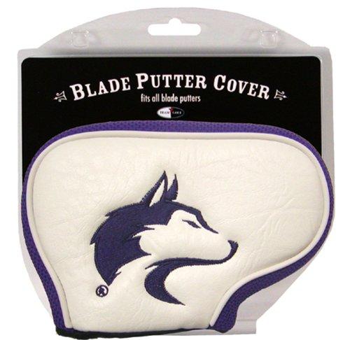 NCAA Washington Huskies Golf Blade Putter Cover