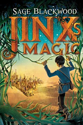 book cover of Jinx\'s Magic