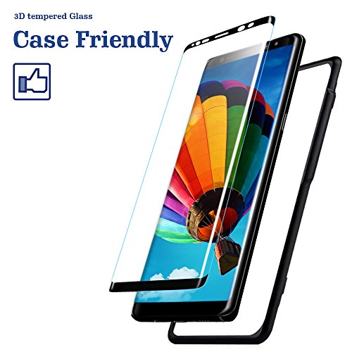 huge discount 88bae 52e23 S8 Tempered Glass Screen protector Galaxy S8 screen cover - Import It All