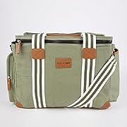 Baby K'tan Weekender Diaper Bag, Olive, One size