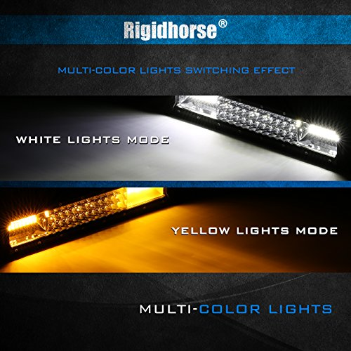 Light-Bar-Wiring-Harness-Rigidhorse-Remote-Control-Wiring-Harness-Kit-For-Multi-color-LED-Light-Bar-Universal-Fitment-Light-Bar-Accessories-96-inch
