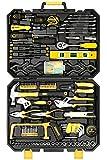 DEKOPRO 168 Piece Socket Wrench Auto Repair Tool...