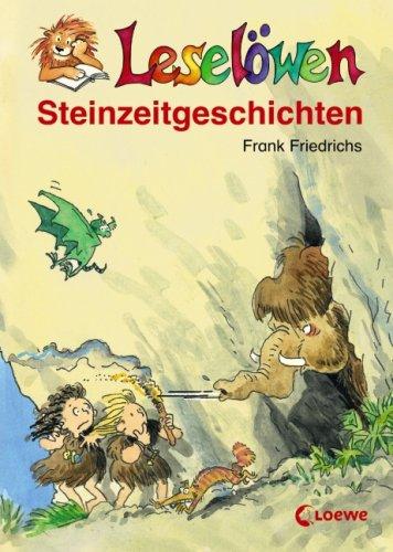Leselöwen-Steinzeitgeschichten
